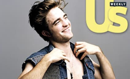 Released: The Sexiest Robert Pattinson Photos... Ever!