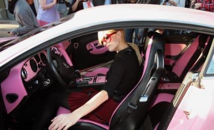 Paris Hilton and Brittany Flickinger Shop Hard