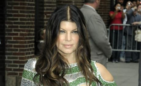 What do you think of Fergie's dress?