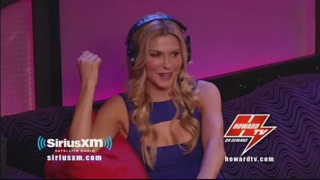 howard stern stripper and porn star