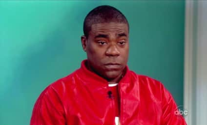 Tracy Morgan Apologizes for Anti-Gay Comedy Routine