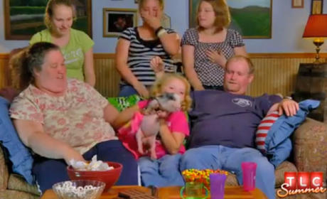 Honey Boo Boo and Family