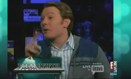 "Clay Aiken Bashes Rihanna, Points to ""Pitch Problems"""