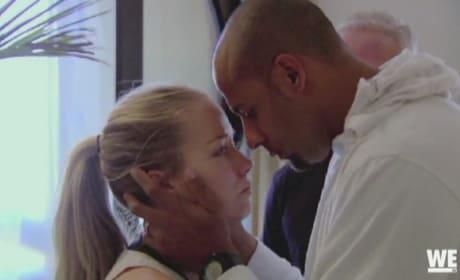 Kendra Wilkinson Worries About Hank Baskett Suicide