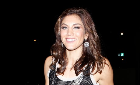 Hope Solo Photo