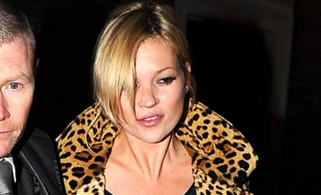 Kate Moss Pregnant?