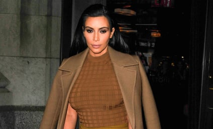 Kim Kardashian: Pregnant With Twins?!