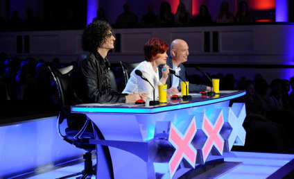 America's Got Talent Recap: Fire Burning