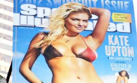 """Kate Upton Felt """"Terrible"""" After First SI Cover"""