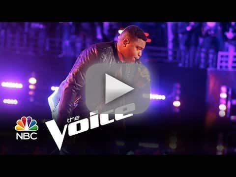 T.J. Wilkins - Tell Me Something Good (The Voice)