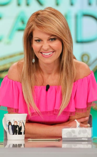 Candace Cameron Bure on The View