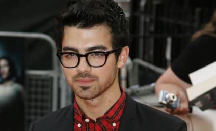 Joe Jonas to Spend Valentine's Day in Major Movie