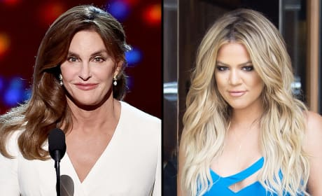 Caitlyn Jenner Taunts Khloe: Look at My Shoe Closet!