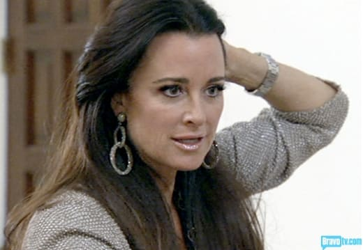 The Kyle Richards Look