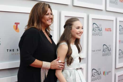 Abby and Maddie Ziegler