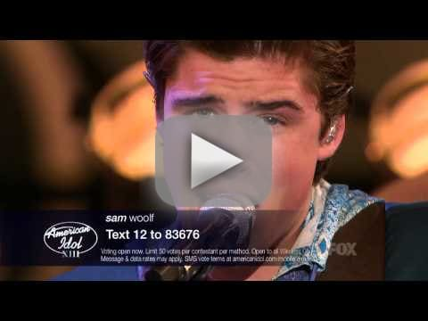 """Sam Woolf - """"Time After Time"""""""
