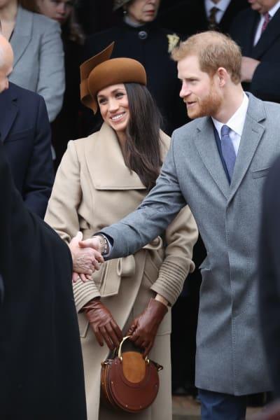 Prince Harry Shakes
