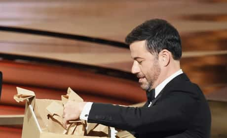 Jimmy Kimmel Sandwiches 2016 Emmy Awards