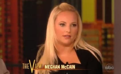 Meghan McCain on Marijuana: Legalize It!
