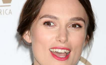 Keira Knightley, Naked, Graces Cover of Interview
