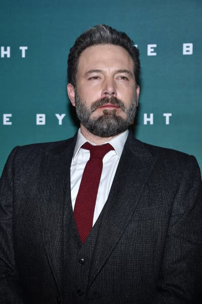 Ben Affleck: Live By Night