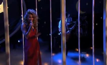Haley Reinhart Debuts Single on American Idol