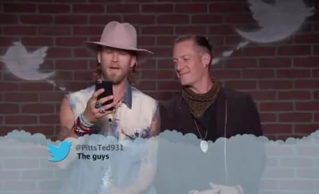 Country Stars Read Mean Tweets