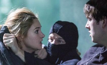 Shailene Woodley's New Divergent Stills: Arrived!