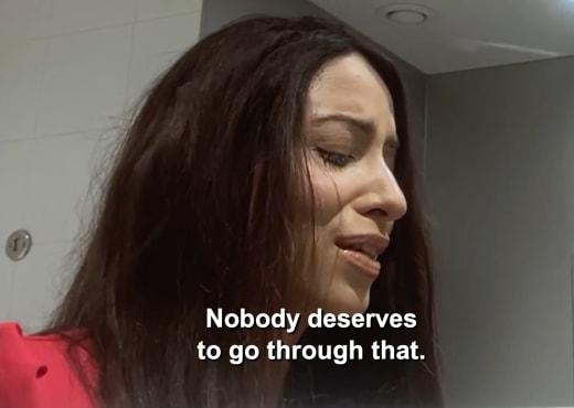 Amira on 90 Day Fiance: nobody deserves to go through that