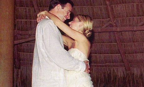 Sarah Michelle Gellar and Freddie Prinze Jr. Wedding Photo