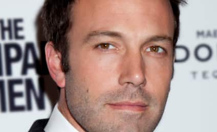 Ben Affleck: NOT Running For Office