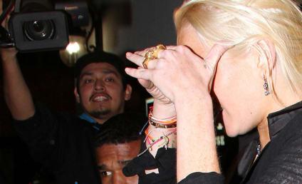 Dina Lohan Tears Riley Giles' Mom a New One