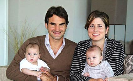 Roger Federer, Wife Mirka Expecting Third Child!