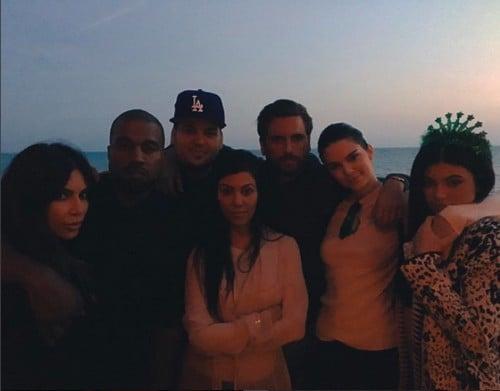 Rob Kardashian Birthday Photo