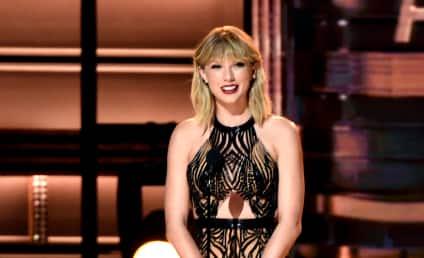Taylor Swift Continues Comeback, Presents at CMA Awards