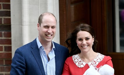 Prince Louis Officially Exists! See His Birth Certificate!