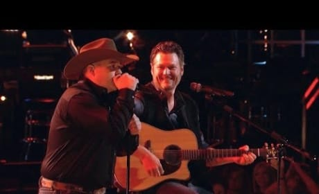 Jake Worthington and Blake Shelton - A Country Boy Can Survive (The Voice)