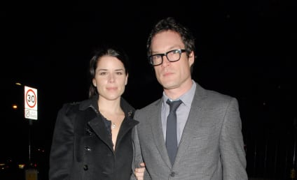 Neve Campbell and John Light: It's Over!