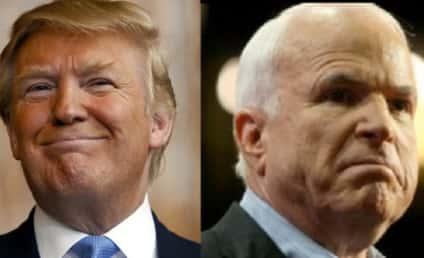 Donald Trump: John McCain is Not a Hero!