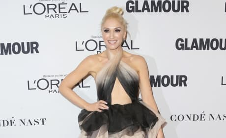 Gwen Stefani Women of the Year Photo