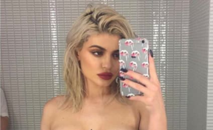Kylie Jenner Flaunts Every Curve (And No Panties?) in Sheer Lingerie!