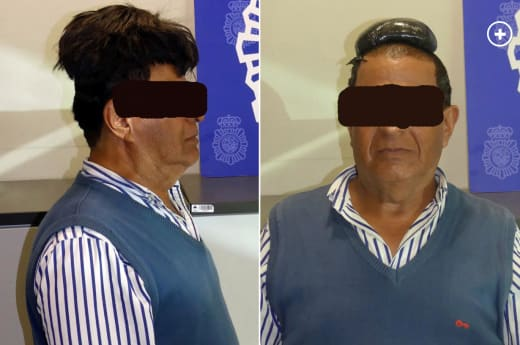 Colombian Dude Hides $34,000 Worth of Coke Under His Wig, Immediately Gets Busted