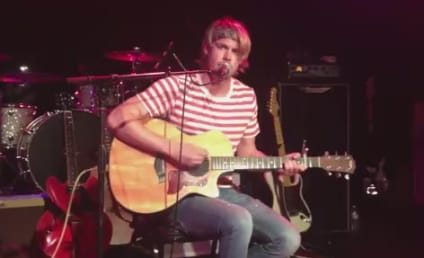 Chord Overstreet Dedicates Song to Cory Monteith