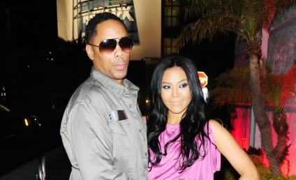 Ameriie and Lenny Nicholson: Married!