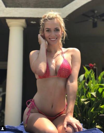 Paige Spirinac Bikini Photo
