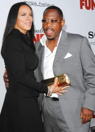 Martin and Shamicka Lawrence