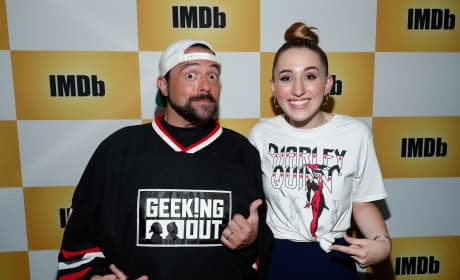 Kevin Smith Harley Harley Quinn Smith Pic