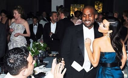Kim Kardashian and Kanye West Embark on Mexico Honeymoon
