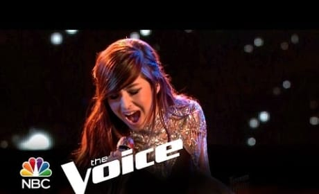 Christina Grimmie: Dark Horse (The Voice Top 12)