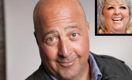 Andrew Zimmern, Bizarre Foods Host, Weighs in on Paula Deen